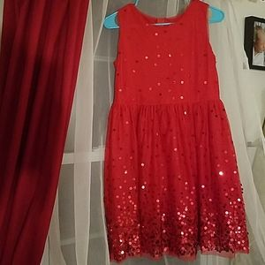 Cat & Jack Sequin Dress